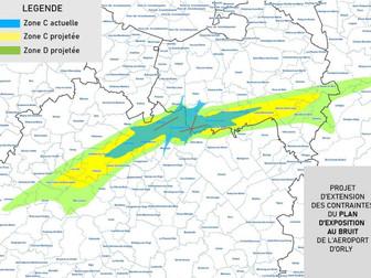 AÉROPORT D'ORLY PARTICIPONS A LA CONSULTATION SUR LE PROJET DE PLAN DE PRÉVENTION DU BRUIT