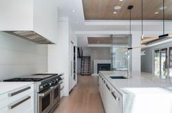 One point of kitchen