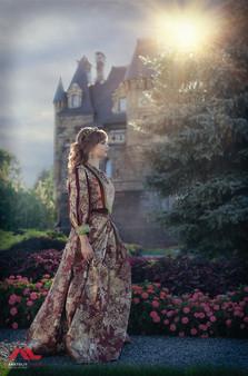 Фотосессия у замка Гарибальди