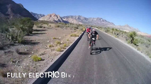 Red Rock ebike video