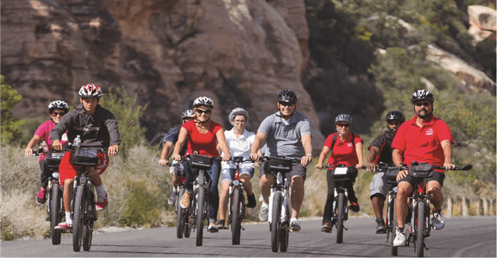 Red Rock ebike Tours