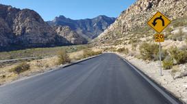 Scenic Loop #redrockcanyon
