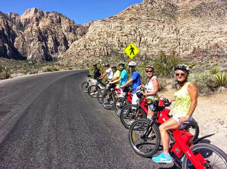 rolling out #iceboxcanyon #redrockcanyon