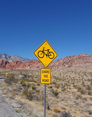 Safety first at Red Rock Canyon