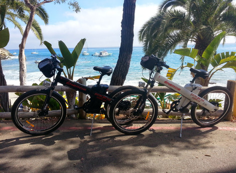 COMING SOON! Catalina History Electric Bike Tour