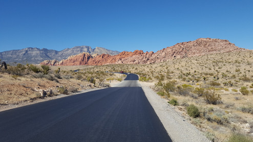 Scenic Loop Red Rock Canyon