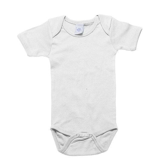 Baby body manica corta