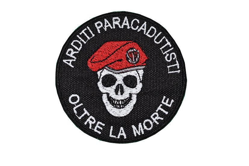 Patch ricamata arditi paracadutisti