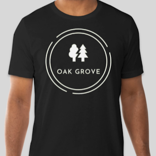Oak Grove T-Shirt (Click for Available Colors!)