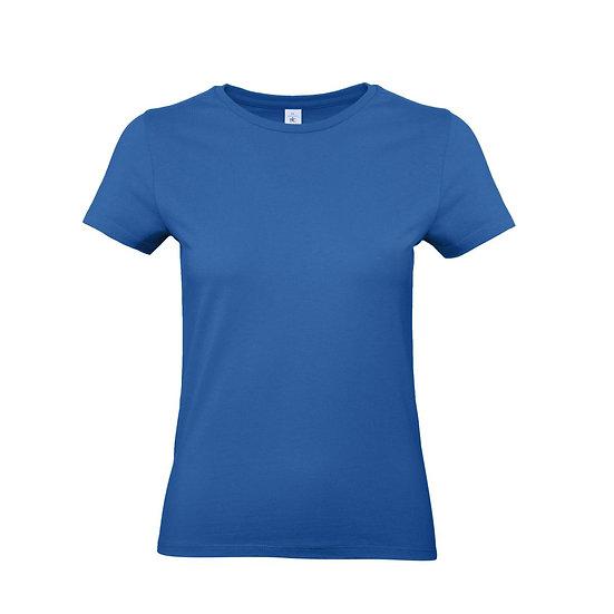 T-shirt Girocollo in cotone Donna
