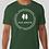 Thumbnail: Green Oak Grove Tshirt