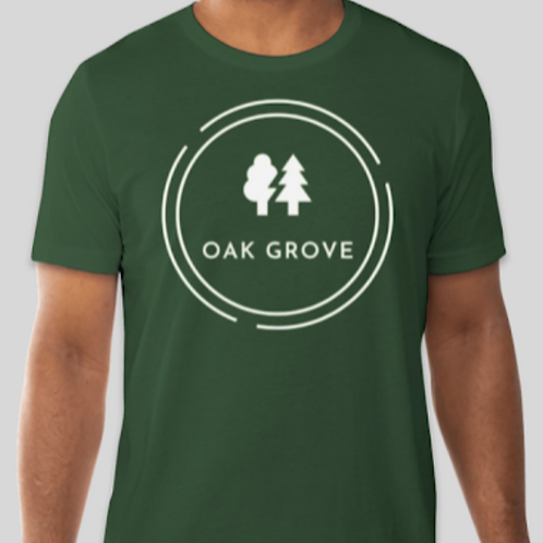 Green Oak Grove Tshirt