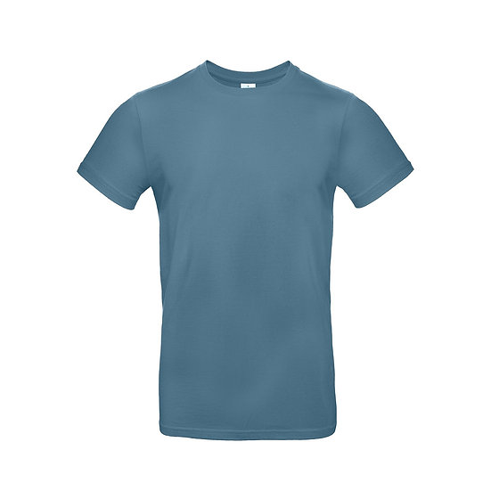 T-shirt Girocollo in cotone Uomo