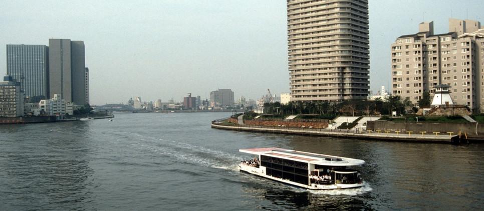 Sumida River_Tokyo
