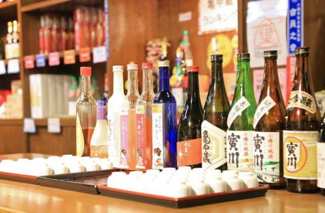 Tanaka Sake Lineup