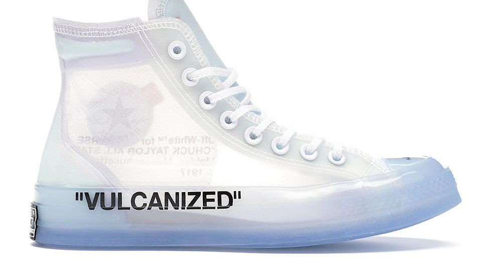 Converse x Off-White Chuck Taylor All-Star Vulcanized Hi