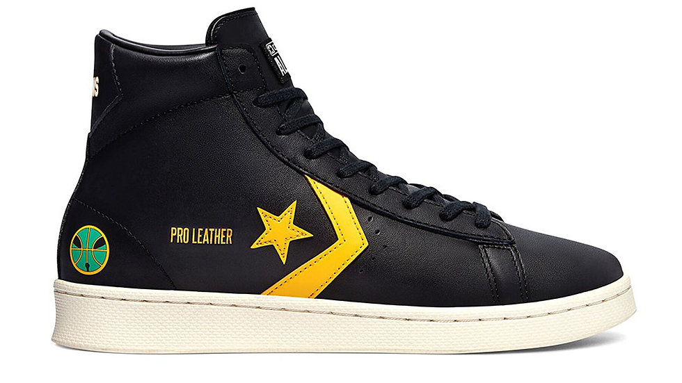 Converse Chuck Taylor All-Star Leather Raygun Black