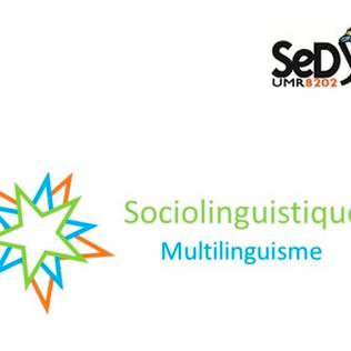 SocioMuL summer school - sociolinguistics of multilingualism - September 2-8