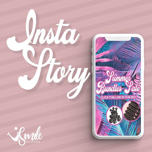 Custom Insta Story