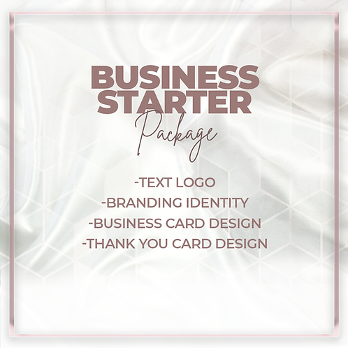Business Starter Package 1
