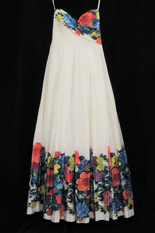 Garden Wedding Gown (#2213-5)