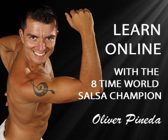 Oliver Pineda Salsa Champion profile picture
