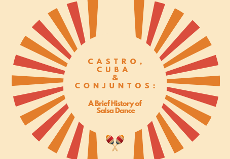 The Dance Guru Academy launches 'Castro, Cuba & Conjunto, A Brief History of Salsa Dance' [COURSE]