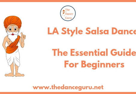 LA Style Salsa Dance: The Essential Guide For Beginners [PDF Guide]
