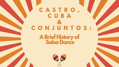 Course Card Header - Castro, Cuban & Con