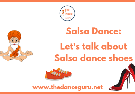 Salsa Dance: Let's talk about Salsa dance shoes and how to choose them [Most FAQs]