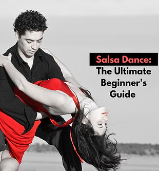 Salsa Dance: The Ultimaet Beginners Guide Short Course