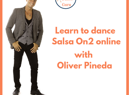 Learn to dance Salsa On2 with 9 times world Salsa Champion Oliver Pineda