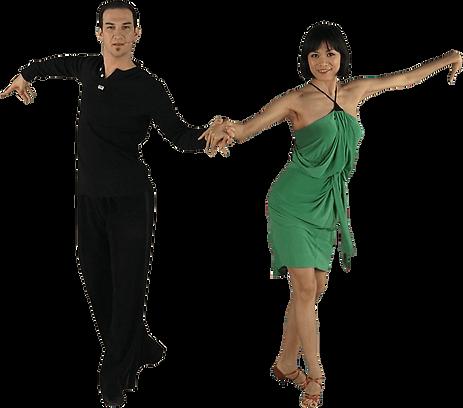 Ballroom dance with Leon Turetsky