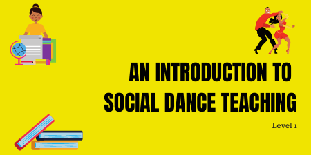 Want to teach social dance?