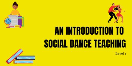 Want to teach social dance?