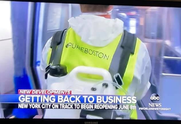 PureBoston ABC Nightly News