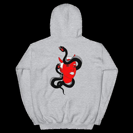 Unisex Devil Hoodie