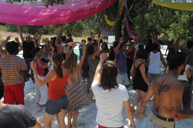 5Rhythms Wave, Festival Event