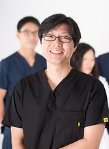Dr. Kim and His team