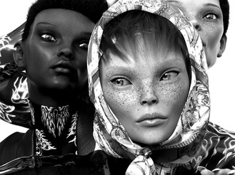 Samy La Crapule: The Digital Artist Using Technology To Redefine Fashion And Beauty