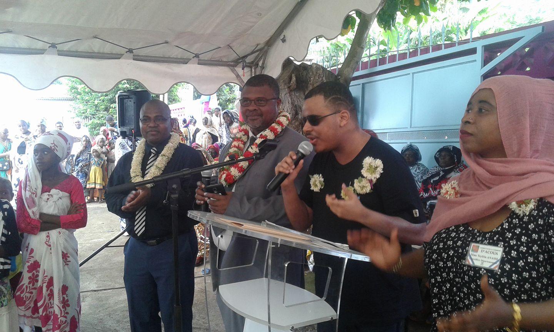 1ere étape tour de Mayotte