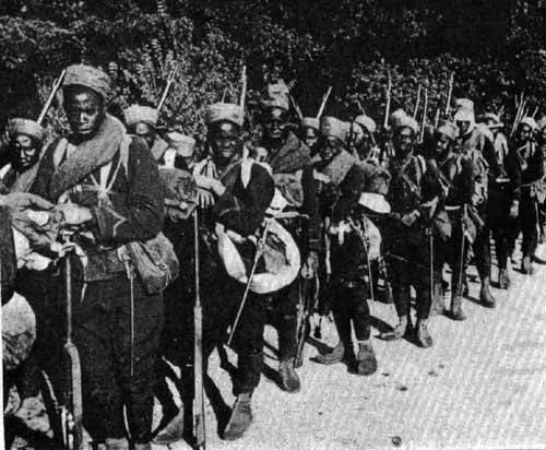 Tirailleurs Comoriens_