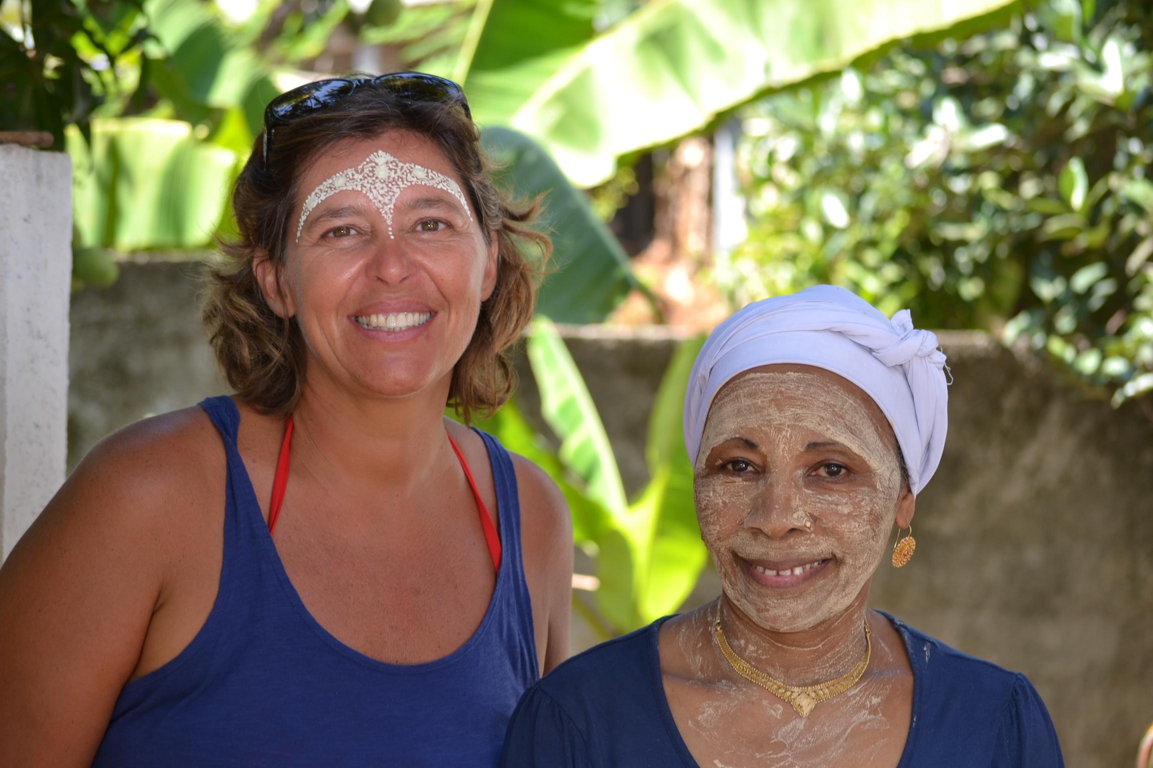 Marie & Taambati