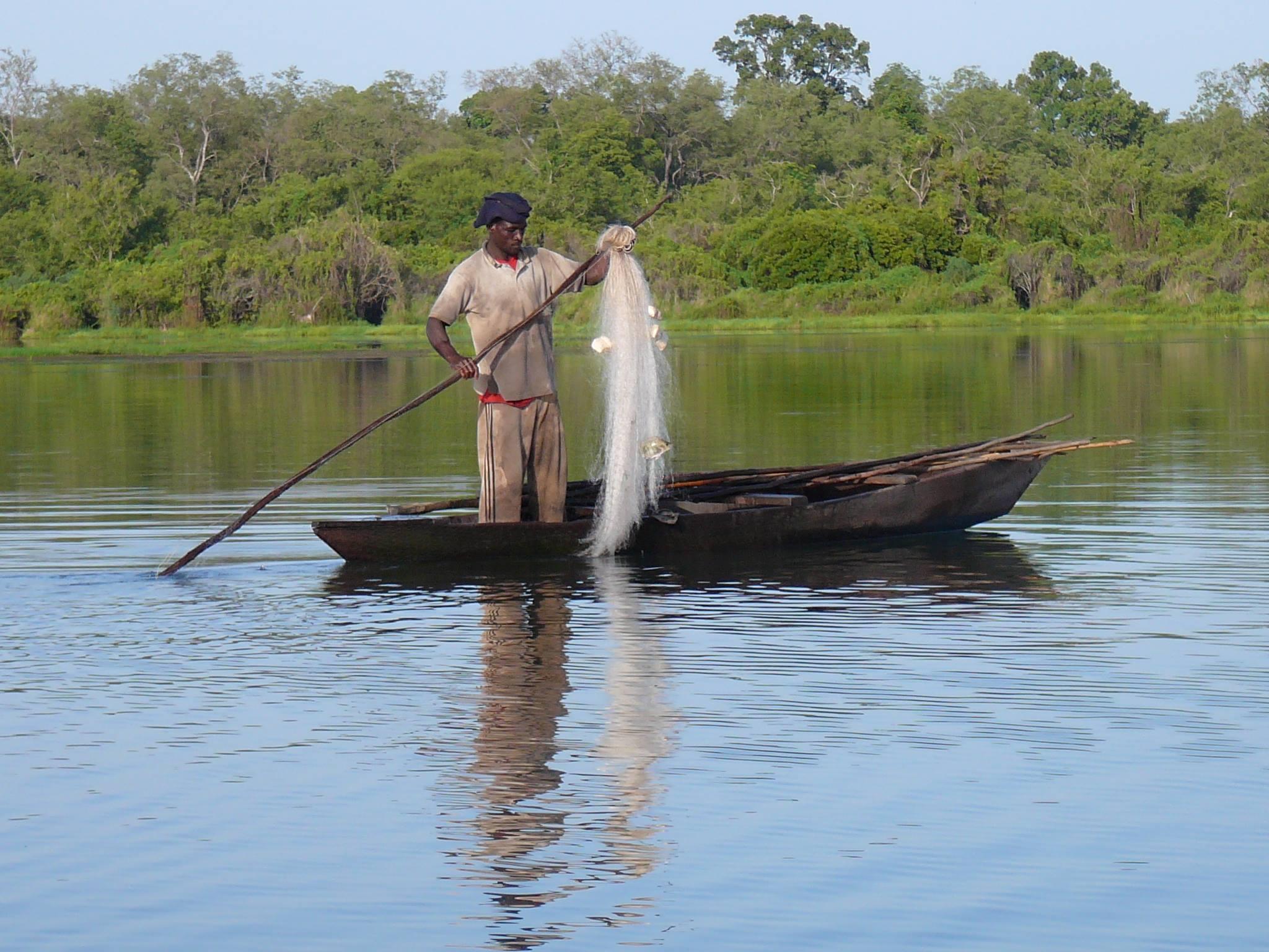 pêche Burkina Faso