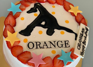 ORANGE先生🌟お誕生日おめでとうございます✨