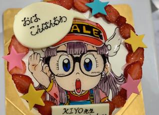KIYO先生🌟お誕生日おめでとうございます✨