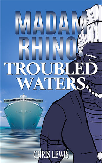 Chris_lewis _Madam Rhino Troubled Waters