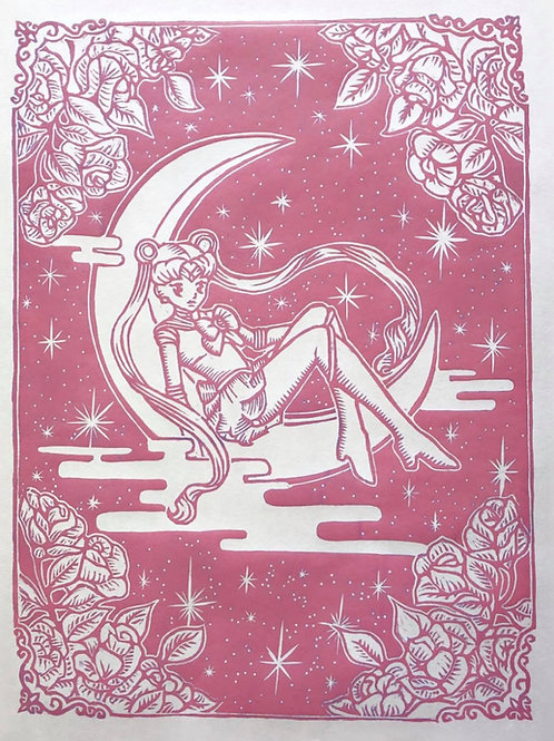 Sailor Moon Pink