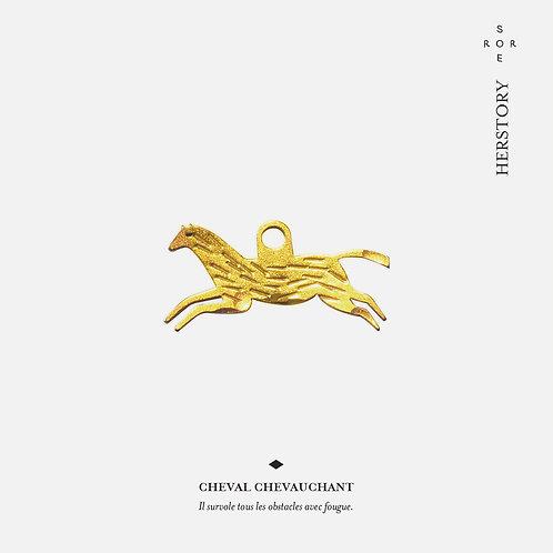 Amulette Cheval