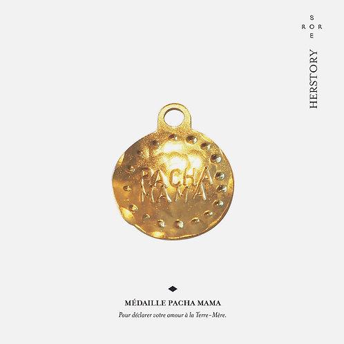 Médaille Pacha Mama